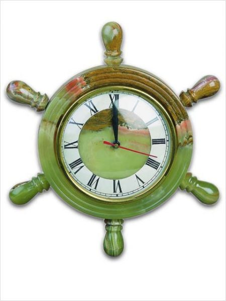 Marble & Onyx Clocks